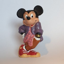 Figurine Mickey Mouse Cool - Bully Disney New Generation 1987 - Disney Figuren te koop bij StripFigurenShop.be
