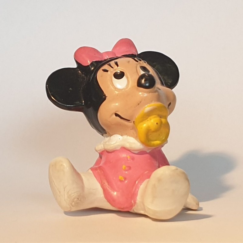 Mickey Mouse - Baby Minnie Mouse Met Tutter - Bully Disney