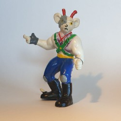 Figurine Bikermice - Vinnie - Bully BTF 1994 Comic Figuren bij Strip Figuren Shop