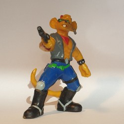 Figurine Bikermice - Throttle - Bully BTF 1994 Comic Figuren bij Strip Figuren Shop